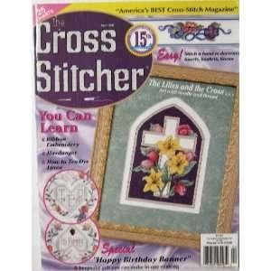 The Cross Stitcher Magazine (Girl Tea Kitty, Boy Tea Kitty