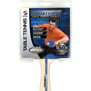 Table Tennis Paddle/ Rubber Paddle with Concave handle