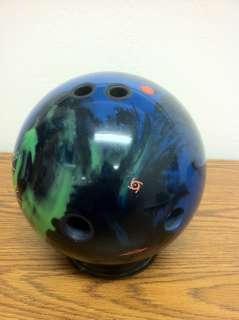 15lb Storm VIVID Bowling ball NRG Box Roto Grip Average Joes Pro Shop