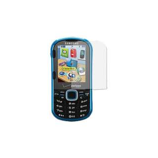 Samsung Inensiy 2 II U460 Black Rainbow Zebra Case Cover + Screen