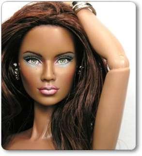 Chanel~ OOAK Fashion Royalty Doll Art Repaint By Artist Pamela Reasor