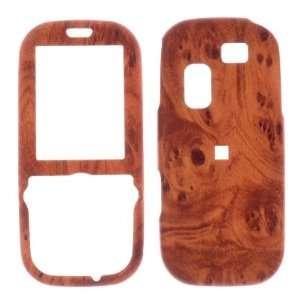 Premium   Samsung T469/ Gravity 2  Light Wood Grain Design   Faceplate