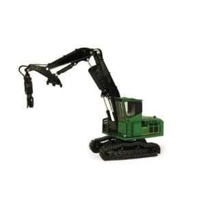 John Deere Logging Toy 1/50th 2954D Log Loader TBE45036