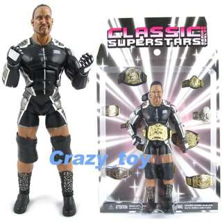 92#A MVP WWE Wrestling DELUXE Aggression figure