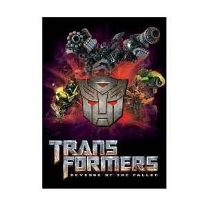 Transformers Revenge of The Fallen Autobots Magnet TM2998