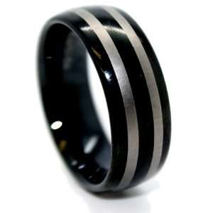 Lines Fashion Jewelry Wedding Band Engagement Ring Size (10) Jewelry